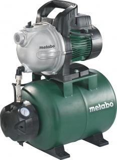 """metabo Hauswasserwerk ,, HWW 3300-25 G"""" 60096800 Pumpe Hww 3300/25g"""