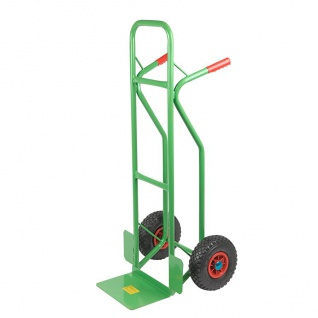 Sackkarre aus Stahl bis 200kg belastbar Transportkarre Stapelkarre Handkarre