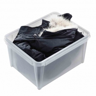 Box wasserdicht 33l grau SmartStore Dry Boxen Aufbewahrung Haushalt wohnen TOP