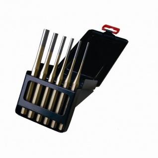 Splintentreiber-Satz 6tlg Durchschläger Befestigung Werkzeug Werkstattbedarf TOP