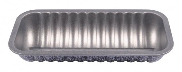 Mini Rehrücken Backform Backblech 27x13x5cm Ciabattaform Bratenform Kuchenform