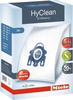 """Miele Staubbeutel ,, HyClean 3 D Efficiency Typ G/N"""" G/N 9917730 Staubsaugerbeutel"""