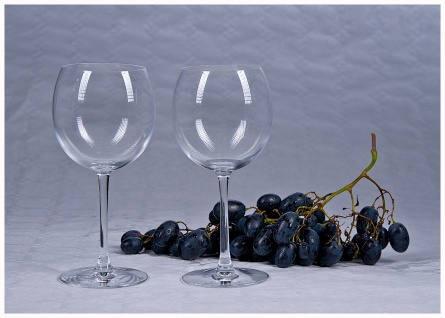 2er Set Cristal d'Arques Weingläser Weinglas Glas Wein neu