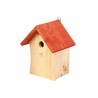Meisenpalast natur Vogelhaus Vogelhäuschen Garten Terrasse Heimwerker Balkon NEU