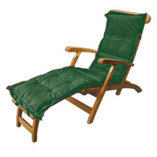 Teak Deckchair Auflage versch.Farben - Vorschau 2