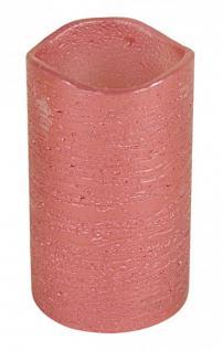 LED Kerze RUSTIC diverse Farben und Größen - Vorschau 4