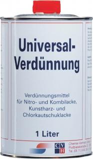 UNIVERS.VERDUEN Universal-Verdünnung 670195 A 1 Ltr. -12