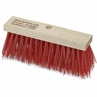 Straßenbesen Elaston 32cm Sattelholz Saalbesen Besen Kehrbesen kehren Reinigung