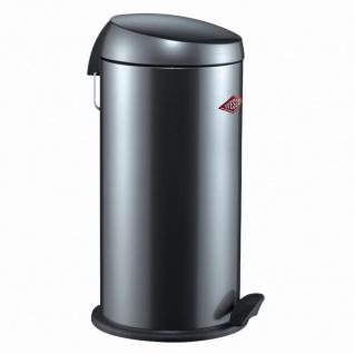 Abfalleimer Capboy Maxi 22l graphit Mülleimer Abfall Müllbehälter Mülltonne Müll