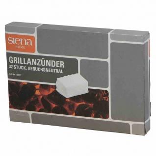 Grillanzünder 32Stk Anzünder Lagerfeuer Grillen BBQ Kamine Schnellanzünder NEU