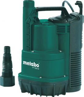 """Metabo TAUCHPUMPE ,, TP 7500 SI"""" 0250750013 Tp Si"""