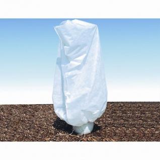 Kübelpflanzen-Sack XL 2Stück 100x80cm Winterschutz Pflanzzubehör Garten Terrasse