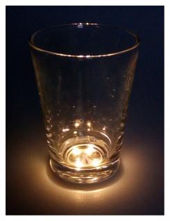 Flaschenlicht warmweiß 3 Leuchtmodi Lichtsticker Flaschenbeleuchtung Dekolicht