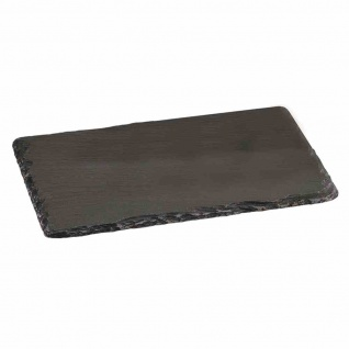 Servierplatte Schiefer 60 x 30 cm