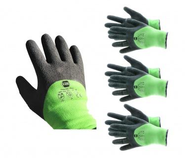 RECA Thermo Plus Arbeitshandschuhe 3x Gr.11 Winterhandschuhe Schutzhandschuhe