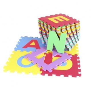 Puzzlematte Alphabet