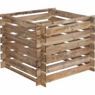 Komposter Mezzito 480L, Maße: 100x100x72cm 100x100x72cm
