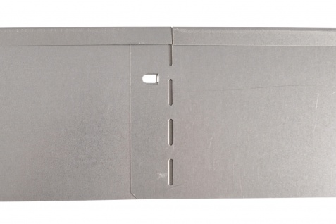 10x Bellissa Metall Rasenkante 118cm Beetumrandung Beeteinfassung Mähkante - Vorschau 3