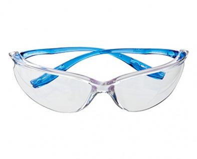 1x 3M-Arbeits-Schutzbrille: Sehr leicht und komfortabel FFP2 FFP 2 Desinfektion KN95
