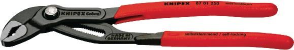 "Knipex WASSERPUMPENZANGE ,, Cobra®"" 8701 Cobra 125mm"