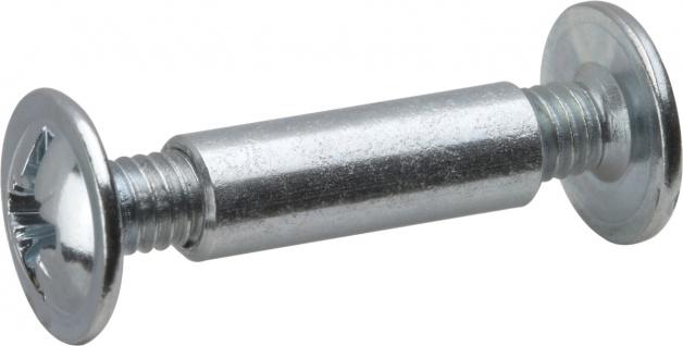 METAFRANC VERBINGUNGSSCHRAU. Verbindungsschraube 360776 M4 28-36mm