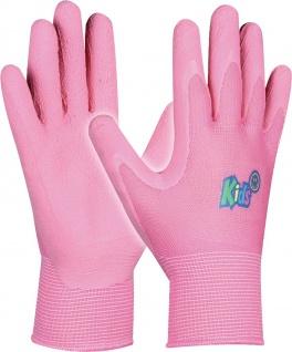 """Uniqat Kinderhandschuh ,, Kids"""" Kids Pink"""