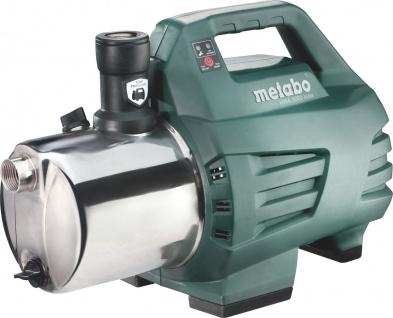 metabo Hauswasserautomat 60098000 Hwa 6000 Inox