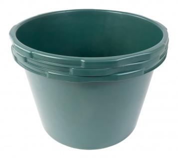 Baukübel 45L Baueimer 3 Stück Mörtelkübel Wassereimer Zementkübel Mörtelkasten