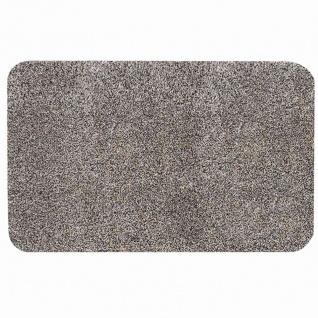 Fußmatte Waterstop 40x60 granit Schmutzfangmatte Fußabtreter Haushalt TOP Matte