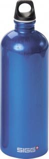 """SIGG SWITZERLAND SIGG Trinkflasche ,, Traveller Dark Blue"""" 7533.30 Bottle Traveller Bl.1, 0"""