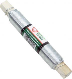 Greentower WICKELDRAHT Blumenwickeldraht 100g Niro.2 St.sb 0, 65mm