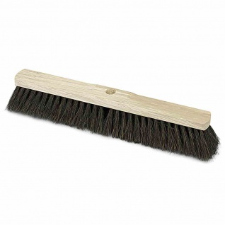 Saalbesen Arenga 50cm Sattelholz Straßenbesen Besen Kehrbesen Reinigung kehren