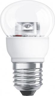 "OSRAM LED Tropfen ,, Parathom® Classic P15 clear"" 911314 Tropf.e27 2, 0w"