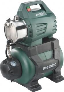 """metabo Hauswasserwerk ,, HWW 4500-25 INOX"""" 600972000 Hww 4500-inox"""