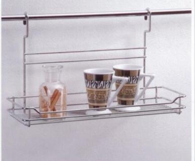 Wesco Relingsystem 16 mm Küchenreling - Vorschau 2