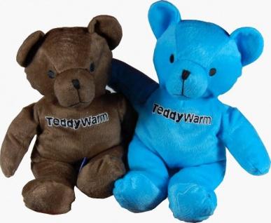 Pedi Teddy Warm Körnerkissen Ersatz für Wärmflasche Wärmekissen Kirschkernkissen