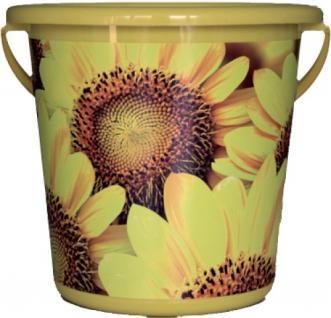 DEKOR-EIMER Dekoeimer 10125500 10l Sonnenblume