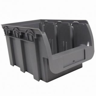 Sichtboxen 0, 6l Aufbewahrungsboxen Boxen Ordnungsboxen Haushalt Werkstatt NEU