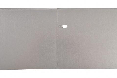 Bellissa Metall Rasenkante 118cm verzinkt Beetumrandung Beeteinfassung Mähkante - Vorschau 4