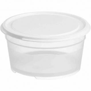 Lebensmittelbehälter rund 0, 45 l