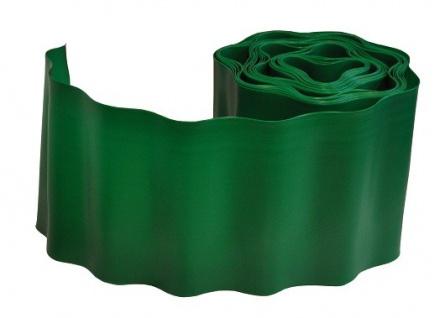 Plastik Rasenkanten Grün