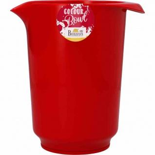 """Rührbecher """" Colour Bowls"""" 1, 5 l rot"""