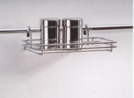 Wesco Relingsystem 16 mm Küchenreling - Vorschau 4