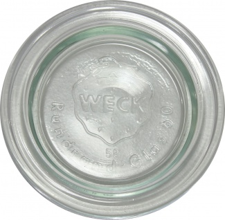 WECK Rundranddeckel RR60 60mm