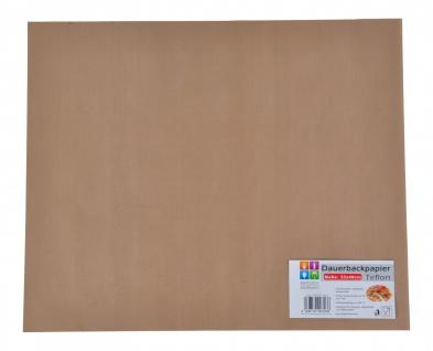 Teflon-Dauerbackpapier Backfolie Backmatte Backtrennfolie Schutzfolie antihaft