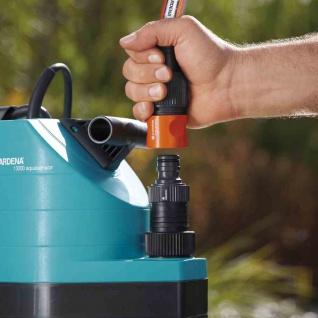 Schmutzwasser Tauchpumpe 13000 aquasensor