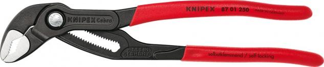 "Knipex WASSERPUMPENZANGE ,, Cobra®"" 8701 Cobra 180mm"