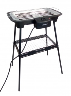 Alpina Standgrill Tischgrill Elektrogrill Partygrill Barbecue Camping