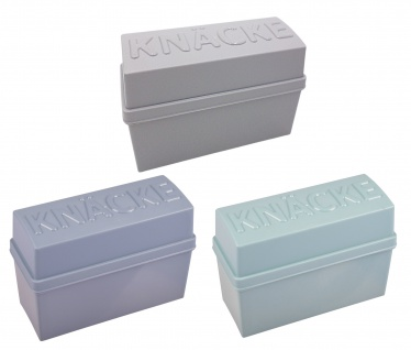Knäckebrotbox Brotbox Knäckebrot Box Brotdose Aufbewahrungsbox Vorratsdose