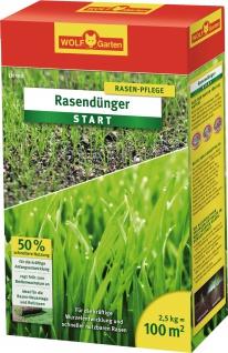 """Wolf WOLF Garten Rasen-Starter-Dünger ,, LH 100"""" 3833030 Rasana Start Duenger Lh100"""